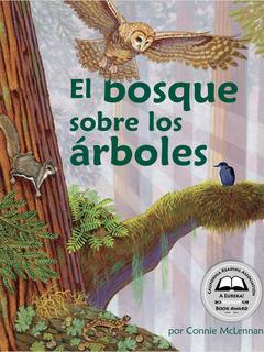 El bosque sobre los árboles