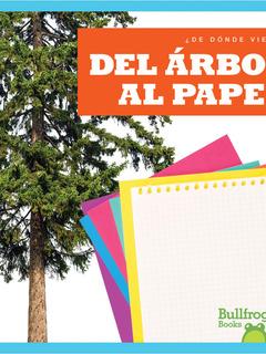 Del árbol al papel
