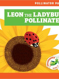 Leon the Ladybug Pollinates