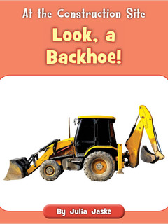 Look, a Backhoe!