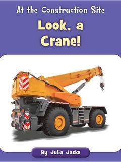 Look, a Crane!