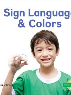 Sign Language & Colors