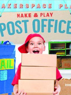 Make & Play Post Office