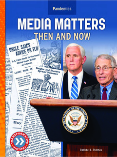 Media Matters: Then and Now