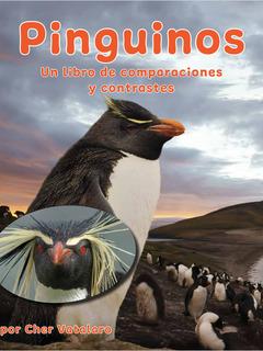 Pingüinos: Un libro de comparaciones y contrastes