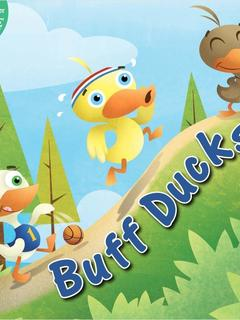 Buff Ducks