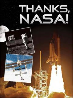 Thanks, NASA!