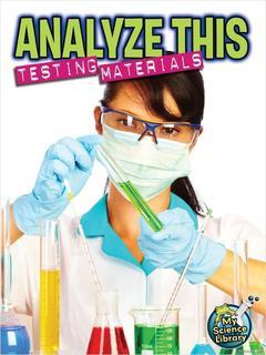 Analyze This: Testing Ingredients