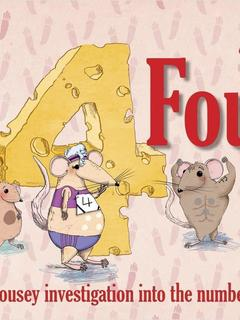 Four...a mousey investigation into the number four (US)