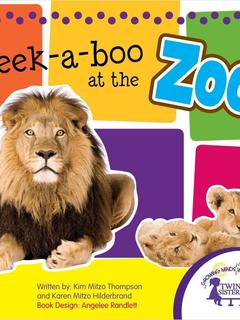 Peek-aBoo At the Zoo Picture Book