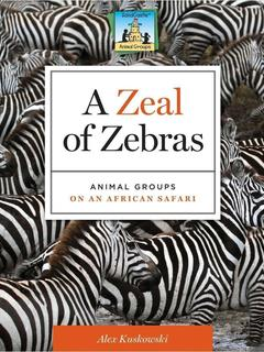Zeal of Zebras: Animal Groups on an African Safari
