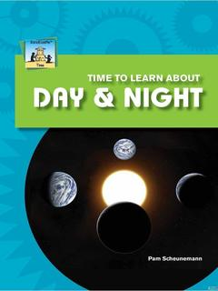 Time to Learn about Day & Night