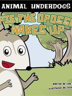 Opie the Opossum Wakes Up