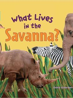 What Lives in the Savanna?
