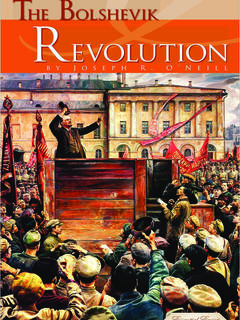 The Bolshevik Revolution