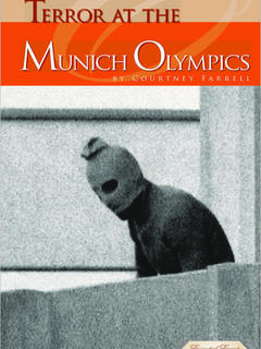 Terror at the Munich Olympics