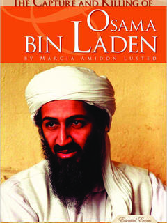 The Capture and Killing of Osama Bin Laden