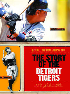 The Story of the Detroit Tigers