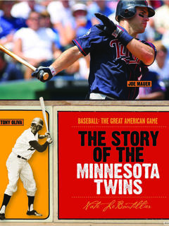 The Story of the Minnesota Twins