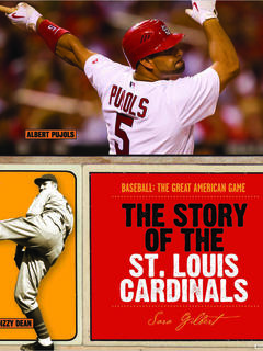 The Story of the St. Louis Cardinals