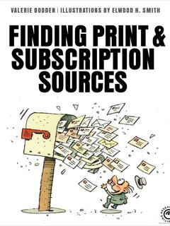 Finding Print and Subscription Sources