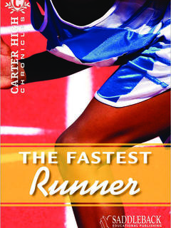 The Fastest Runner