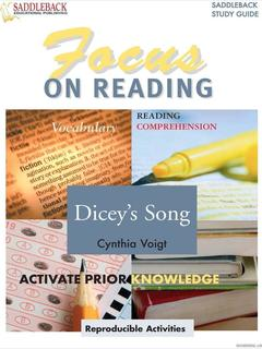 Dicey's Song Reading Guide