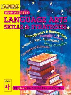 English-Language Arts Skills & Strategies Level 4