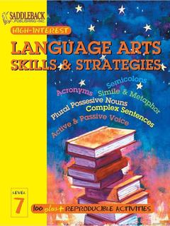 English-Language Arts Skills & Strategies Level 7