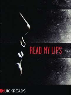 Read My Lips