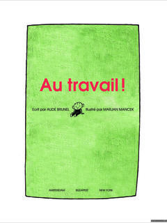 Allons au travail (French)