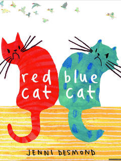 Red Cat Blue Cat