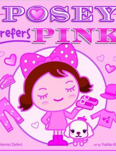 Posey Prefers Pink