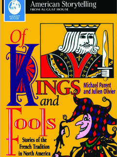 Of Kings and Fools