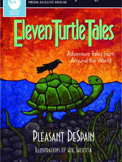 Eleven Turtle Tales