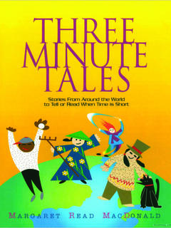 Three-Minute Tales