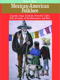 Mexican American Folklore
