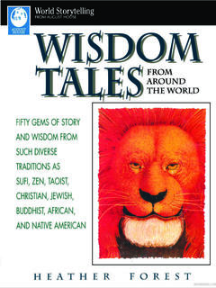 Wisdom Tales from Around the World