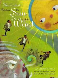 Contest Between the Sun and the Wind