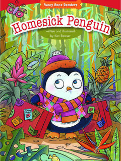 Homesick Penguin