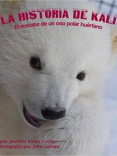 La historia de Kali: El rescate de un oso polar hurfano