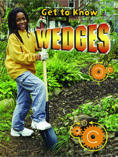 Get to Know Wedges