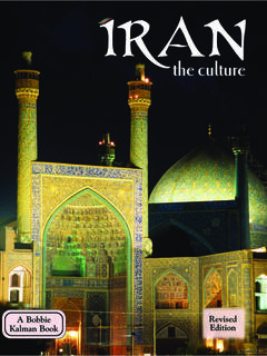 Iran - the culture (revised, ed. 2)