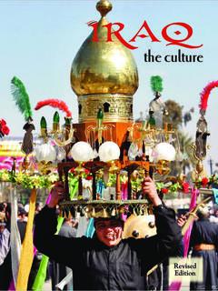 Iraq - the culture