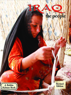 Iraq - the people