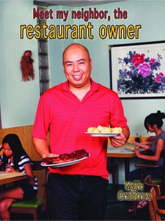 Meet my neighbor, the restaurant owner