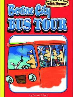 Bovine City Bus Tour