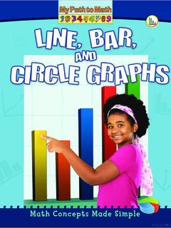 Line, Bar, and Circle Graphs
