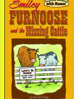 Smiley Furnoose & the Missing Cattle