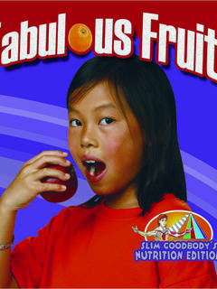 Fabulous Fruits